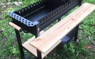 Пора шашлыков: как организовать зону барбекю с мангалом