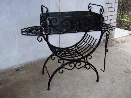 Декоративный мангал